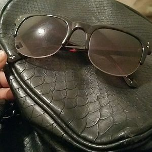 Cole Haan Butterfly Sunglasses